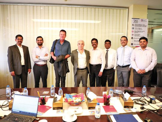 Total team at Quality International for web