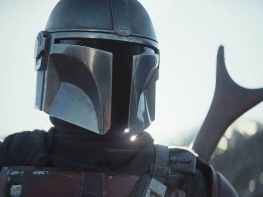 edro Pascal is The Mandalorian in the Disney+ series THE MANDALORIAN.-1573539446890