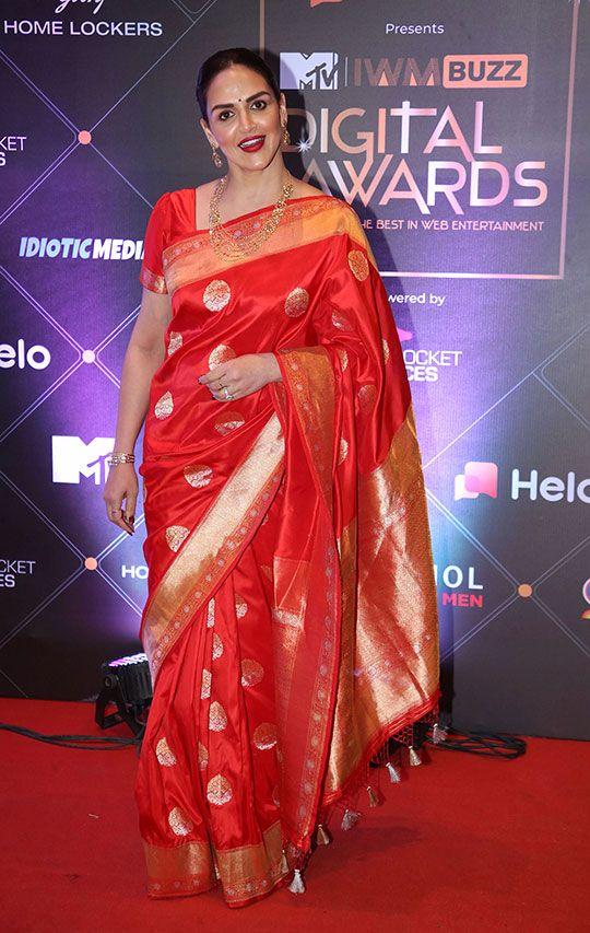 Bollywood actor Esha Deol