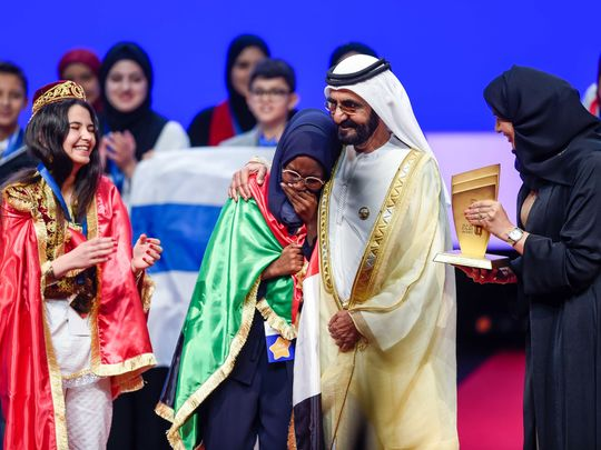 Arab Reading Challenge Awarding Ceremony