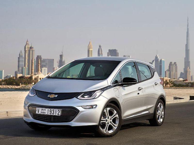 Auto 2019 Chevrolet Bolt EV