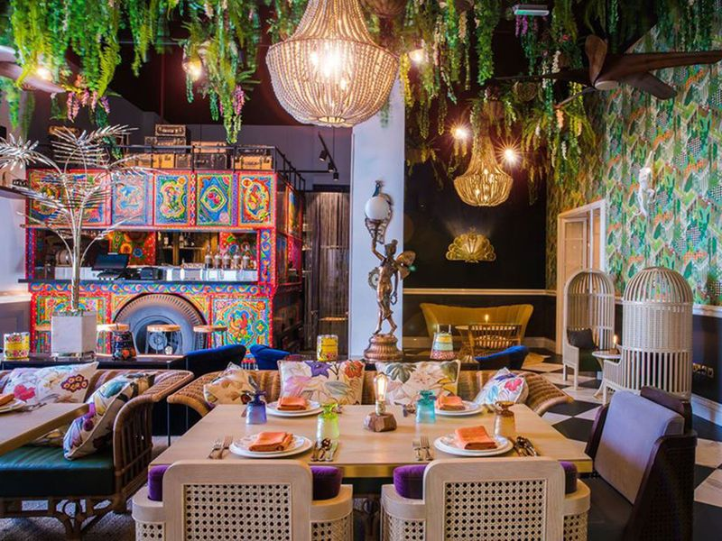 Beautiful Dubai Restaurants