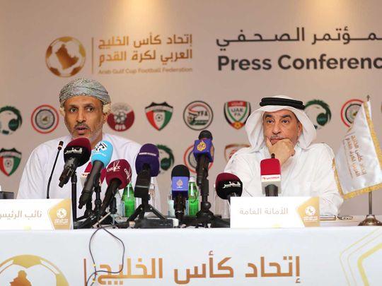 Football Qatar-Gulf