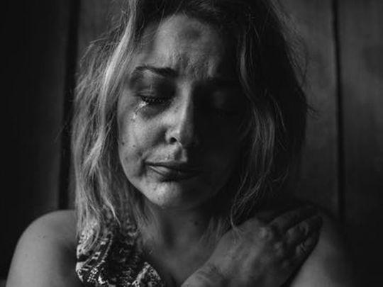 Sad woman, generic