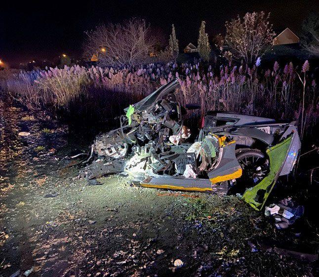 Suhail Saif Suhail Humaid Al Derei car crash