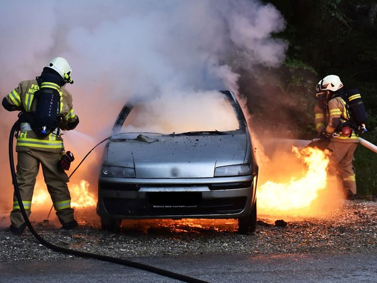 What are the top cause of car fires
