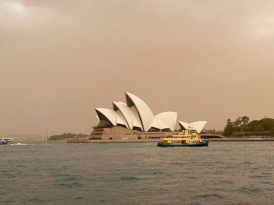 191114 Australia fire