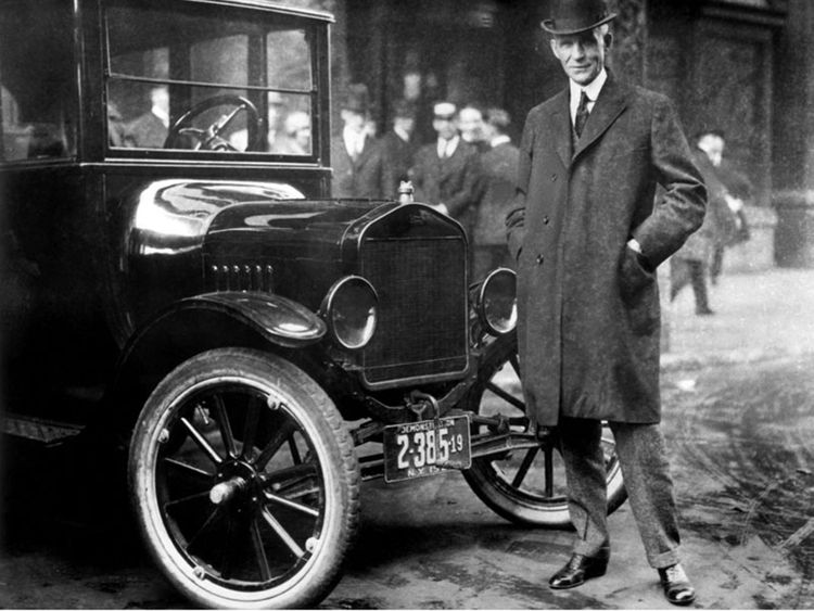 Auto Legends Henry Ford