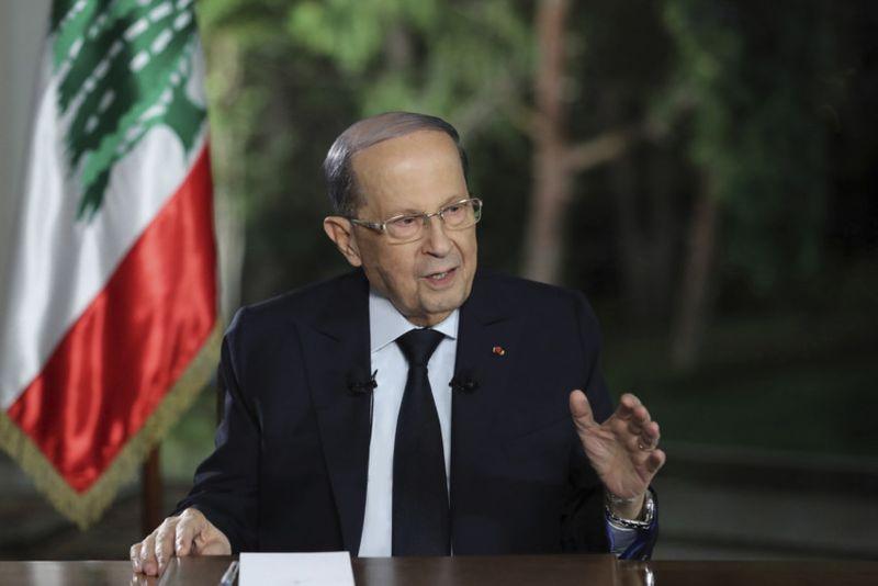 REG Lebanon Aoun-1573721905501