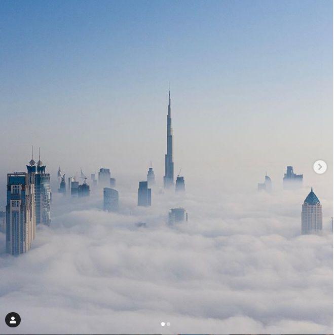 Sheikh Hamdan Instagram