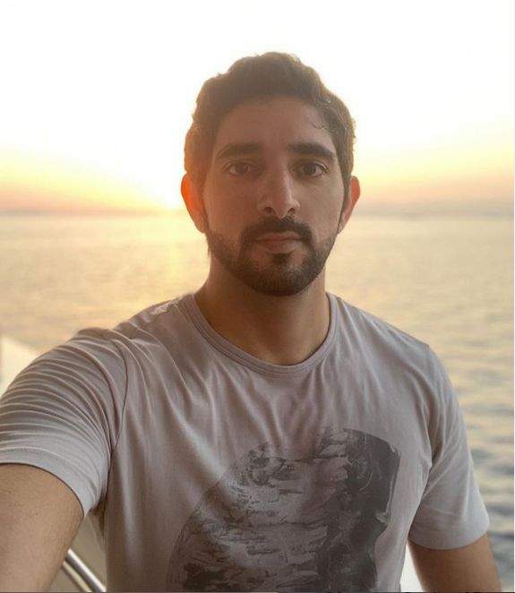 Dubai Crown Prince Sheikh Hamdan S Life In Pictures For His 37th Birthday Lifestyle Photos Gulf News