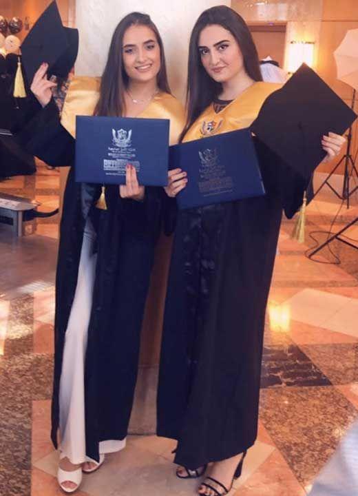 Skyline graduates