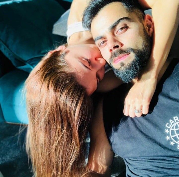Look At Virat Kohli Anuskha Sharma Some Sweet And Candid Pictures Of India S Hottest Couple Entertainment Photos Gulf News