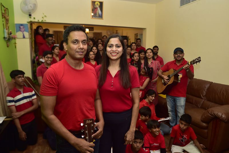 Dubai Residents Begin Carolling For A Cause In Countdown To Christmas Uae Gulf News
