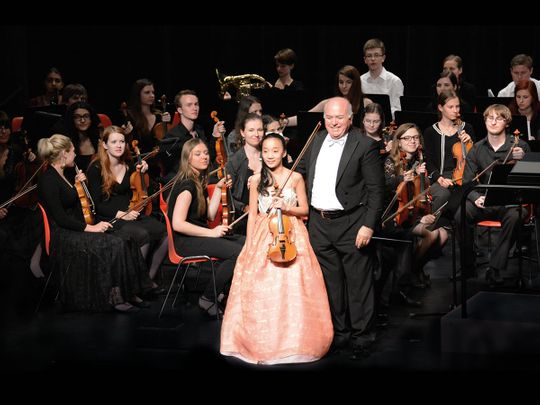 Emirates Youth Symphony Orchestra