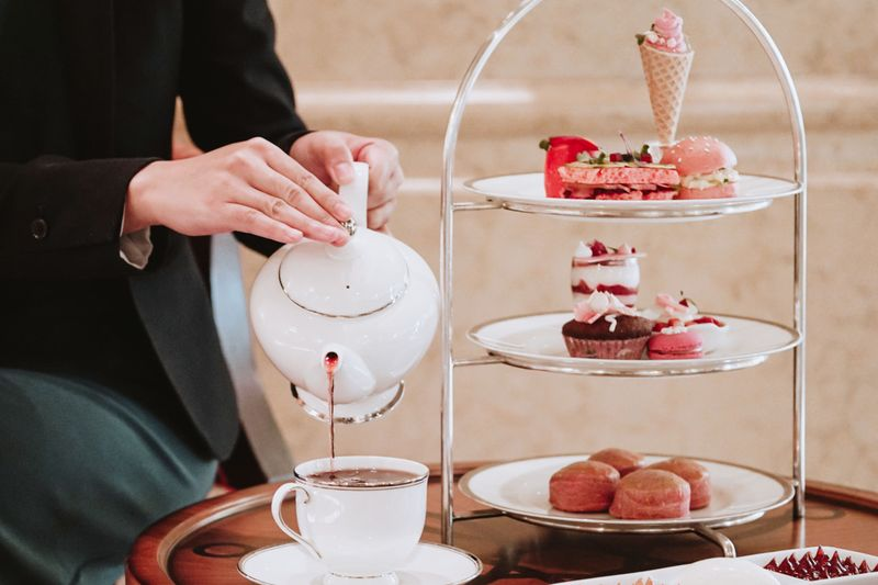 Pink Sensation Afternoon Tea-1573881747104