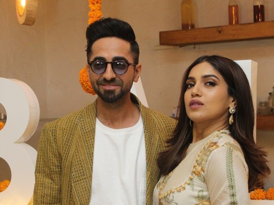 TAB 191116 Bhumi and Ayushmann-1573892501460