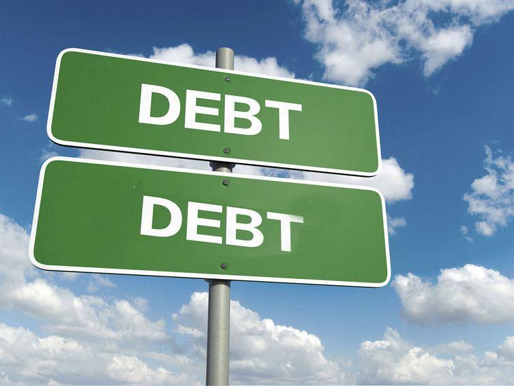 Addition debts: