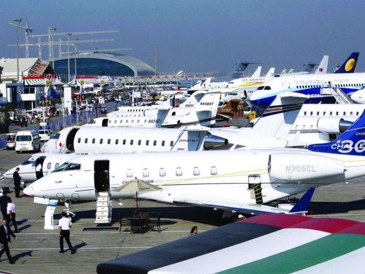 Dubai Air Show DWC