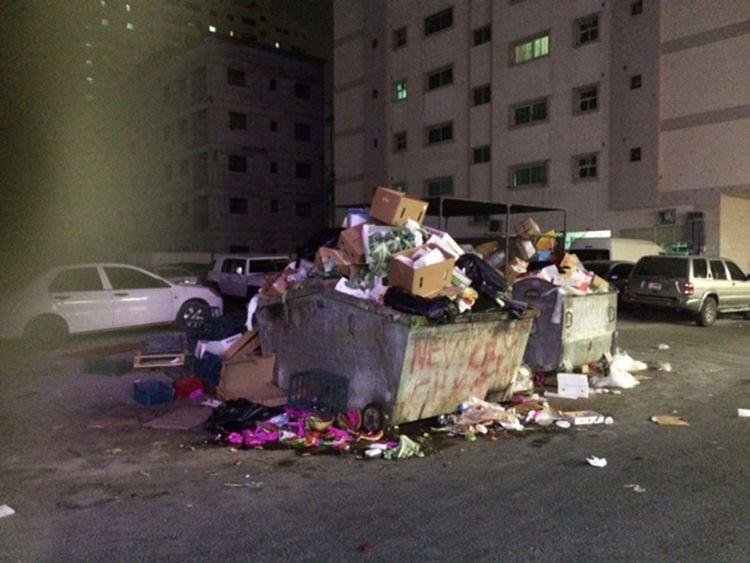 Garbage Abu Shagara
