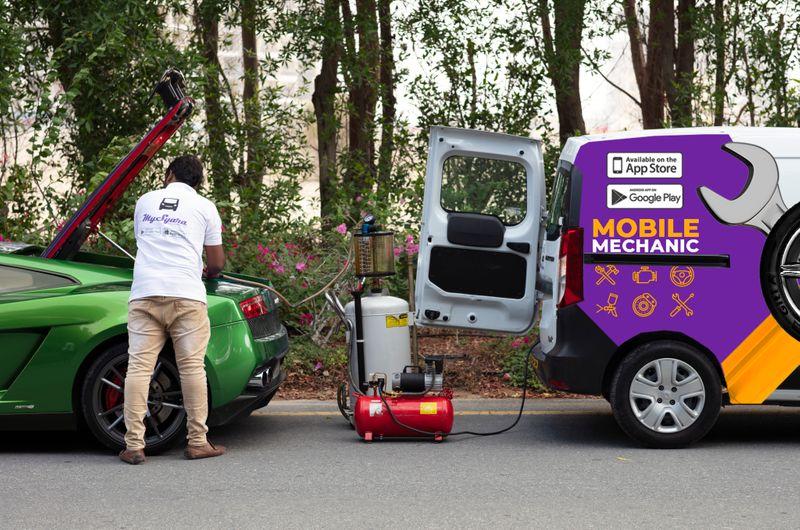MySyara - Mobile Mechanic