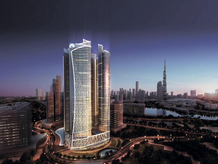 Paramount Hotel Dubai - Exterior-1573983507164