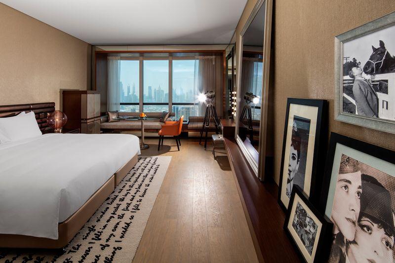 Paramount Hotel Dubai - Scene Room - Bedroom 1-1573983496286