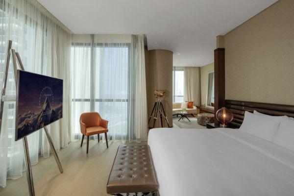 Paramount Hotel Dubai - Stage Room - Bedroom 1-1573983493401