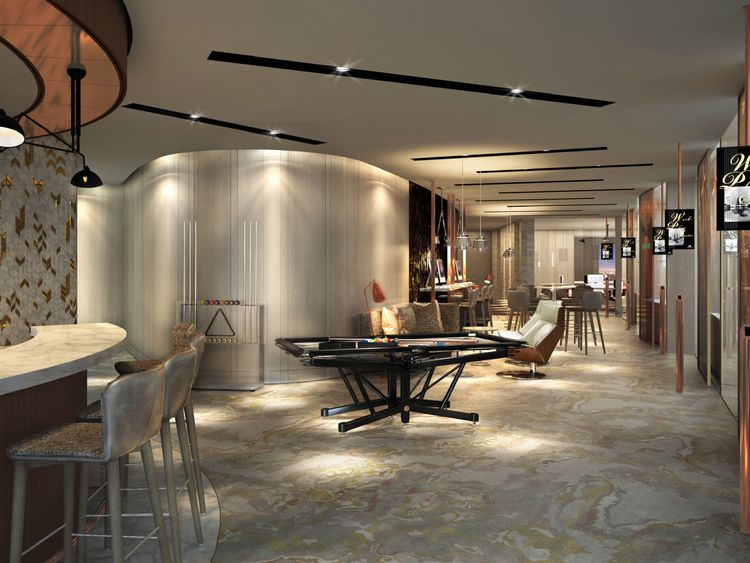 Paramount Hotel Dubai - Work Play Suites-1573983503436