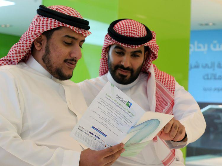 Saudi IPO