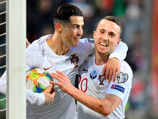 191118 Ronaldo
