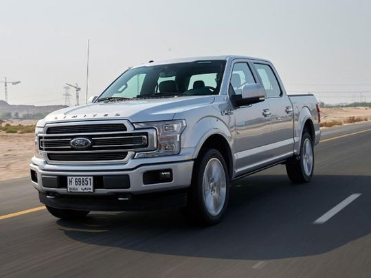 Toyota, Ford top in J.D. Power UAE rankings