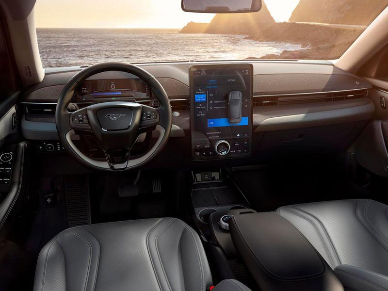 Auto Ford Mustang Mach E