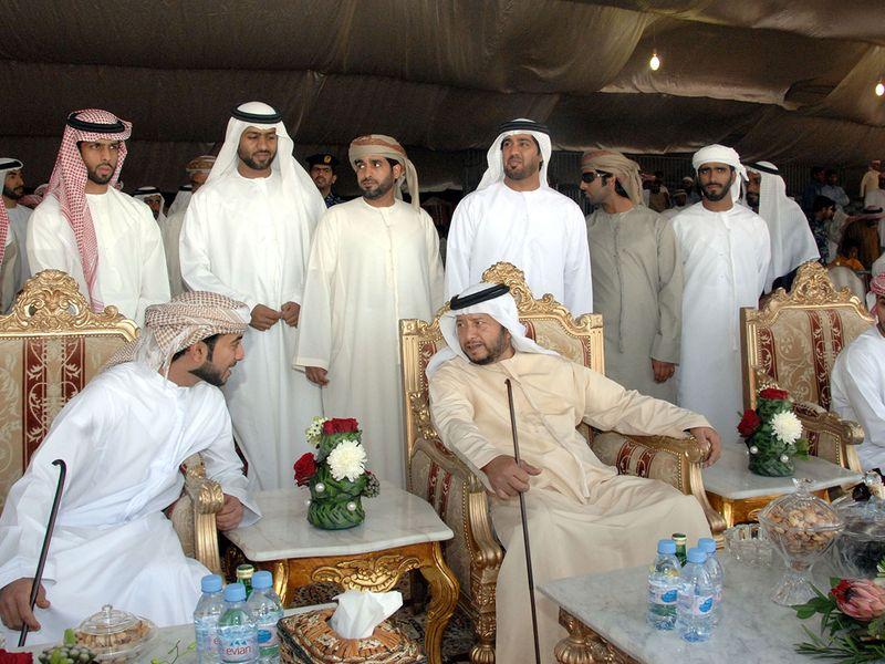 HH Sheikh Sultan bin Zayed Al Nahyan