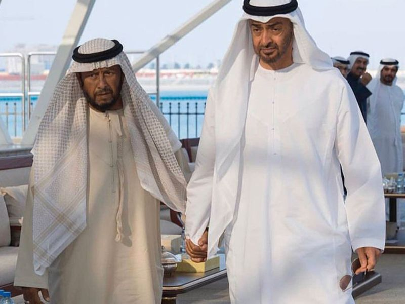 His Highness Sheikh Mohamed bin Zayed Al Nahyan