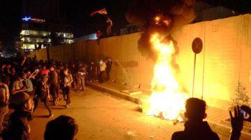 REG 191118 IRAQ PROTEST IRAN713-1574066174111