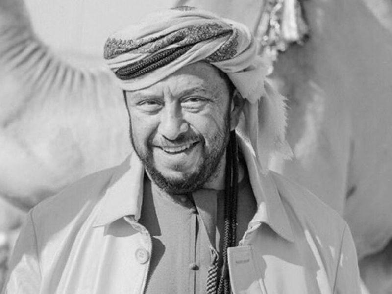 Shaikh Sultan Bin Zayed Al Nahyan, the President's Representative