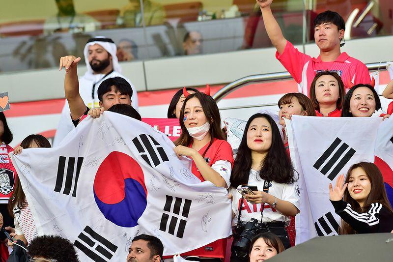 Brazil and South Korea