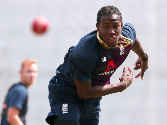 England player Jofra Archer