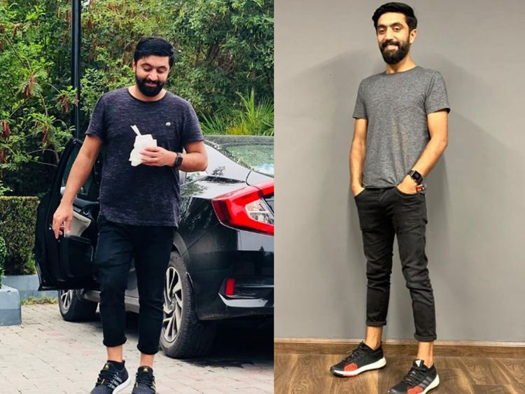 Khurram Weightloss