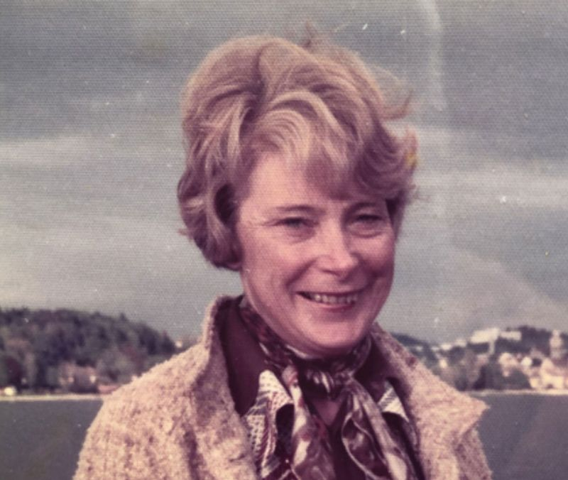 Margaret Bullard in the 1960s