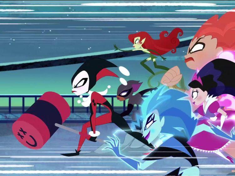 TAB 191118 DC Super Hero Girls-1574138626482