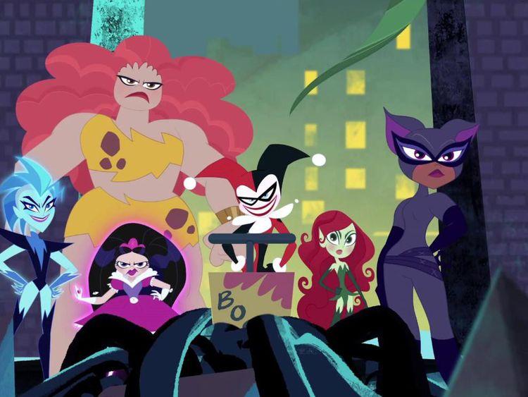 TAB 191118 DC Super Hero Girls33-1574138628419