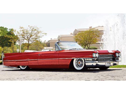 Auto 1963 Cadillac