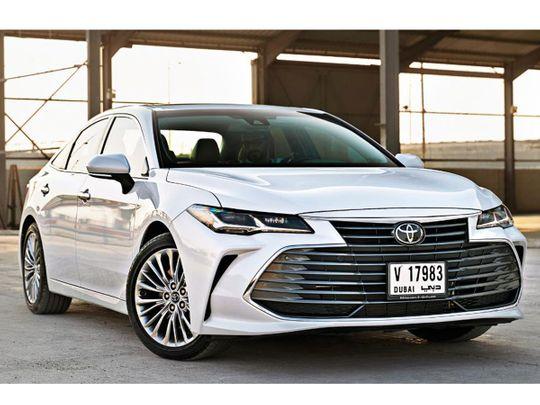 Auto 2019 Toyota Avalon