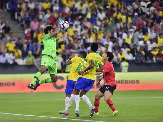 SPO 191119 Brazil vs Korea CE30-1574253390706
