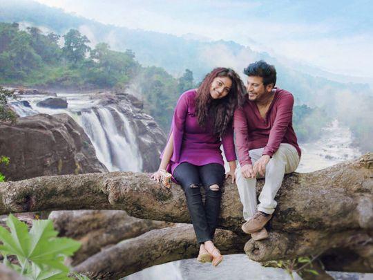 Shiva Rajkumar with Rachita Ram in Ayushman Bhava  (1)-1574230213791