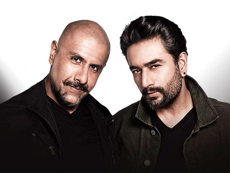 Vishal and Shekhar-1574238618039