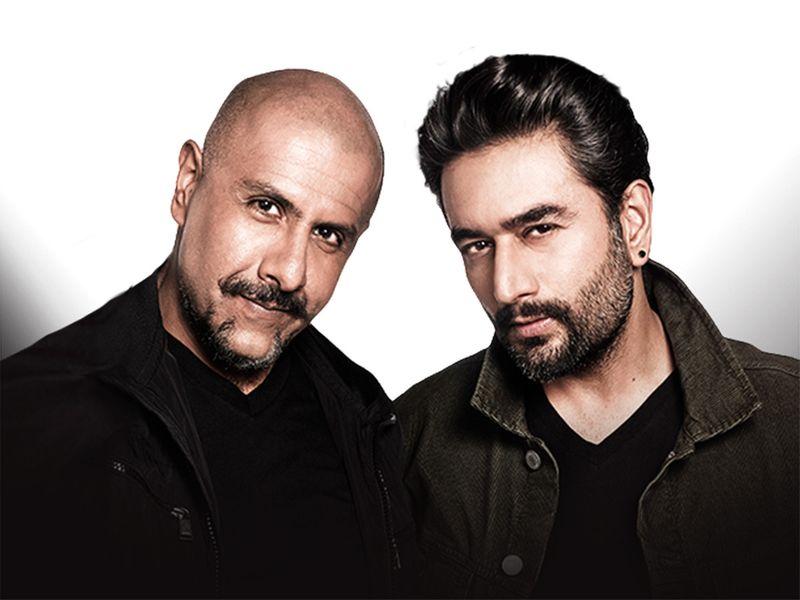 Vishal and Shekhar www-1574262172221