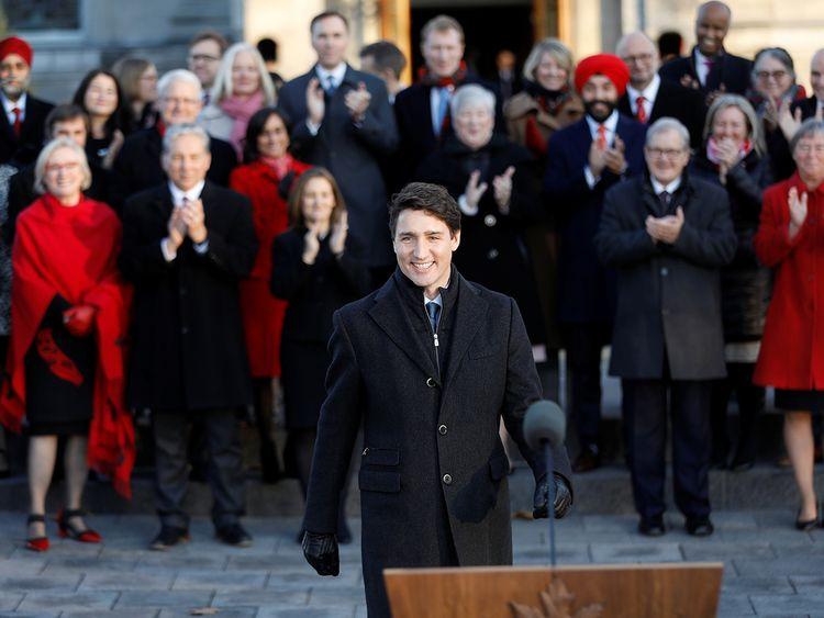 191121 Trudeau